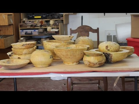 Drying Rough-Turned Bowls-wyomingwoodturner