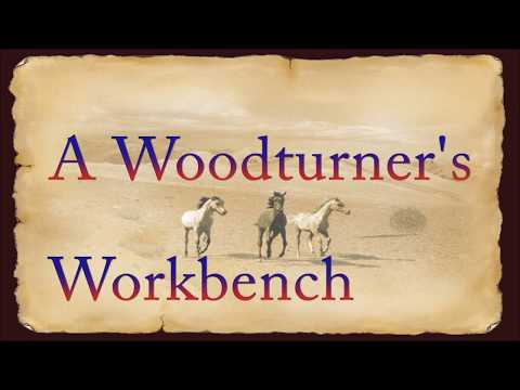 Woodturner\'s Workbench: Introduction... Sam Angelo Wyomingwoodturner