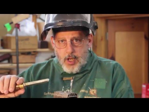 CROSSING OVER TO THE SCRAPER  woodturning with Sam Angelo
