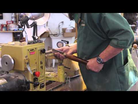 SPINDLE ROUGHING GOUGE PRACTICE:woodturning