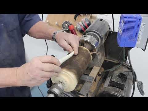 Turning Tip #5   Buffing and Burnishing--What\'s the Difference? with   Sam Angelo