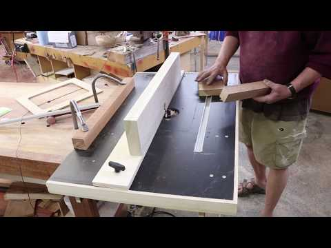 Router Table by Sam Angelo Wyomingwoodturner  May 2019
