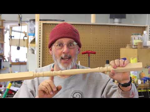 Sanding on the Wood Lathe with Sam Angelo-the wyomingwoodturner