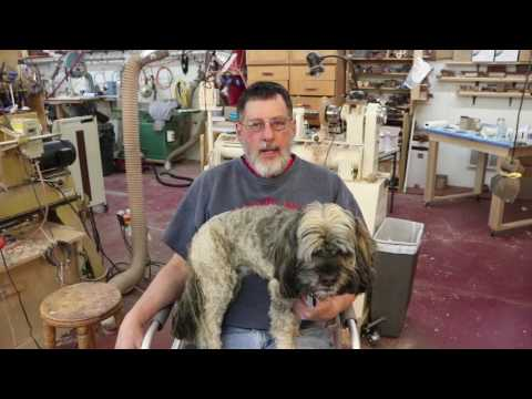 10 woodturning Questions with Sam Angelo