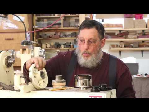 Getting Started in Woodturning with Sam Angelo