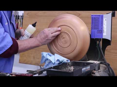 Turning a Platter for Christmas 2019  with Sam Angelo