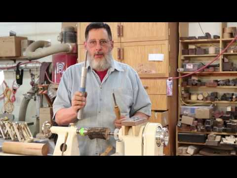 Making an Enjoyable Video: woodturning with Sam Angelo